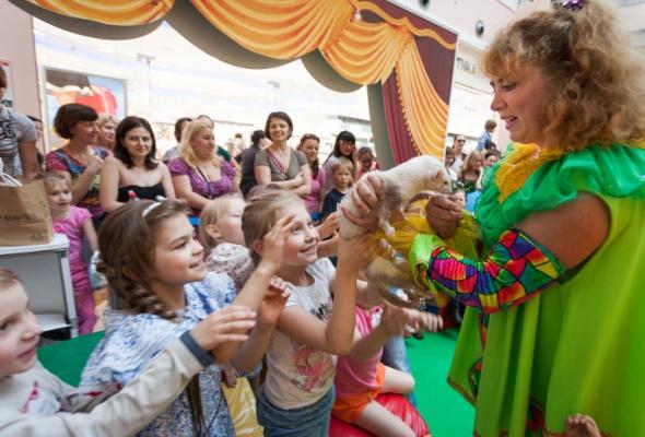 Познавательные приключения для детей вТЦМетрополис с1по9июня! - Фото №2