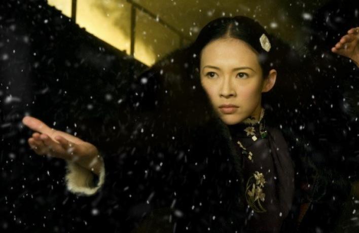 «Вонг Кар-вай хотел, чтобы мыизлучали сущность кунг-фу»