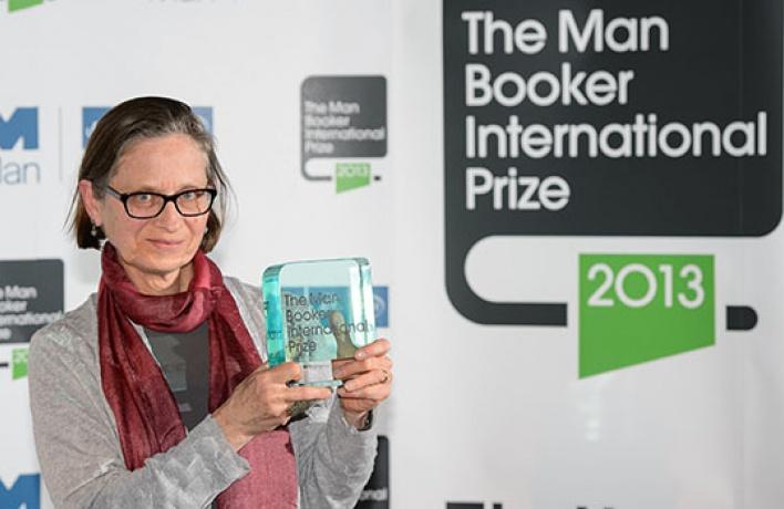 Букеровская премия досталась американке Лидии Дэвис