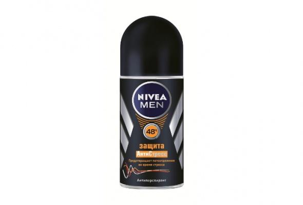 Новая линия антиперспирантов Nivea Men - Фото №0