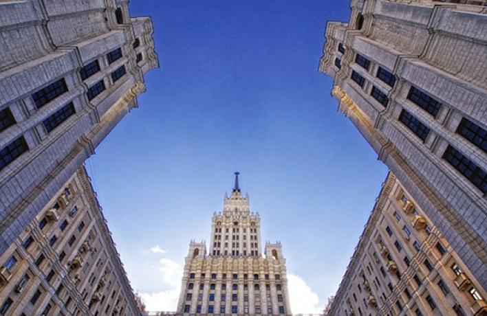 Землетрясение вМоскве — 2балла