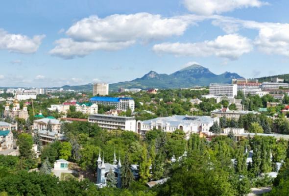 Регион Кавказских Минеральных Вод - Фото №0