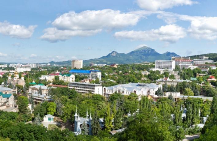 Регион Кавказских Минеральных Вод