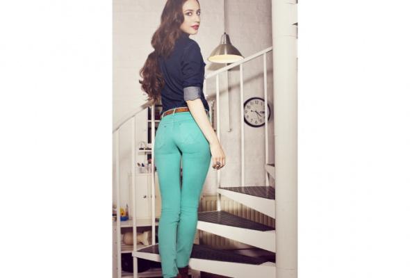 Wrangler выпустил джинсы сэффектом spa - Фото №0