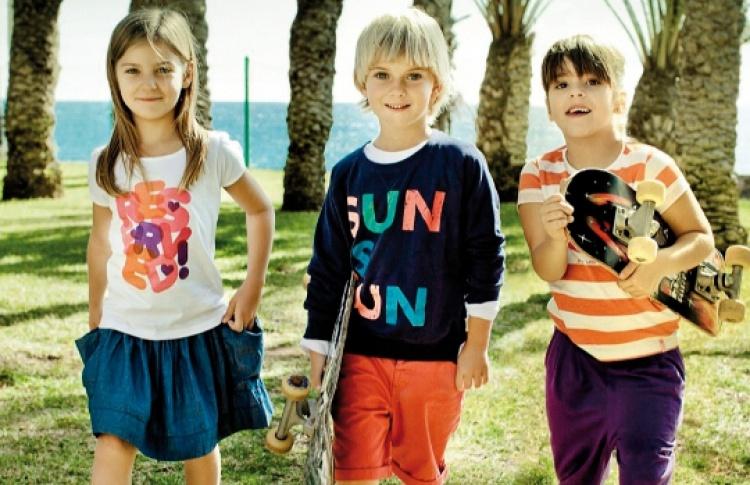 Скидка 20% на детскую одежду в Reserved