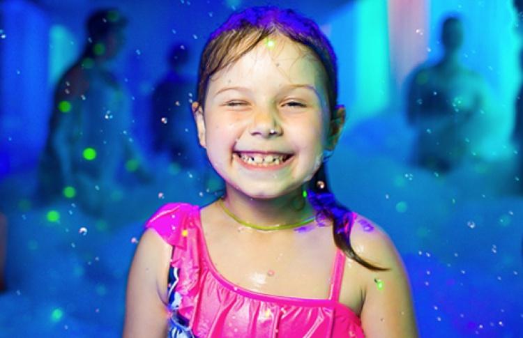 День Детей в акваклубе Voda