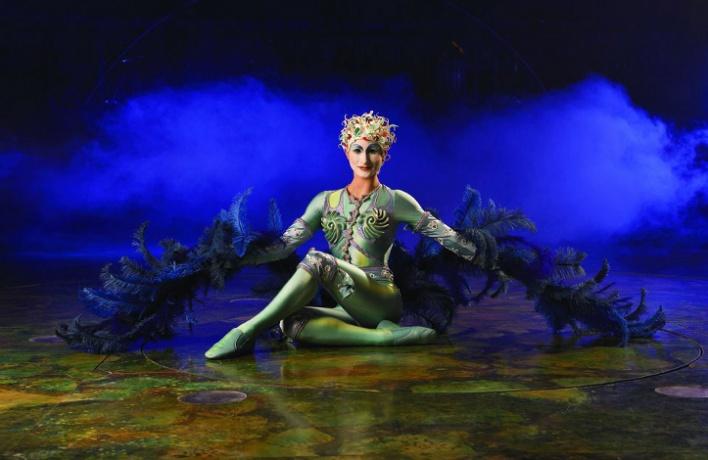 Cirque du Soleil с программой «Alegria»