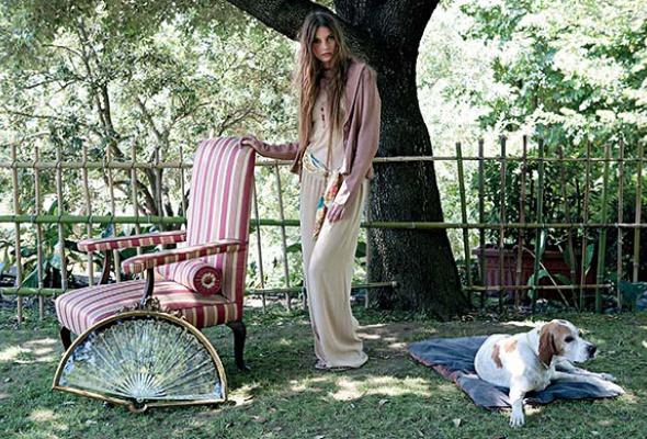 Лукбук весенне-летней коллекции Appartamento 50 - Фото №3