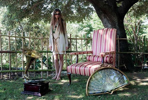 Лукбук весенне-летней коллекции Appartamento 50 - Фото №9