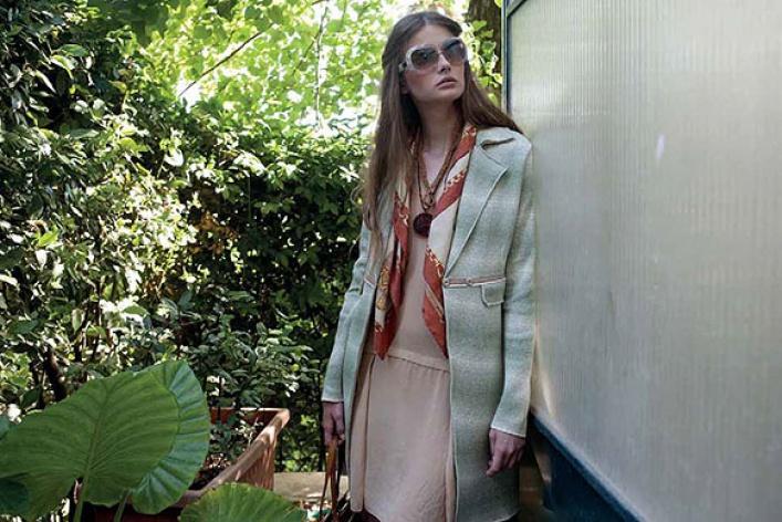 Лукбук весенне-летней коллекции Appartamento 50