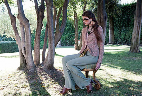 Лукбук весенне-летней коллекции Appartamento 50 - Фото №27