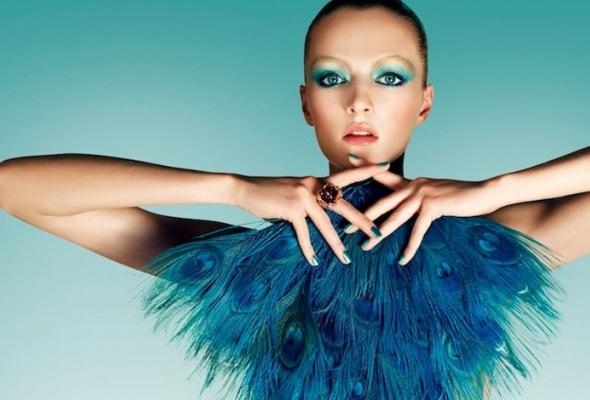 Лимитированная коллекция Dior Bird ofParadise - Фото №0