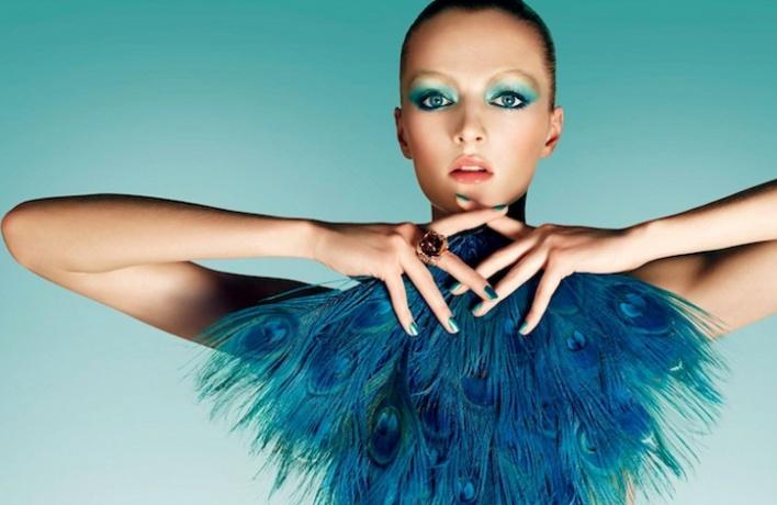 Лимитированная коллекция Dior Bird ofParadise