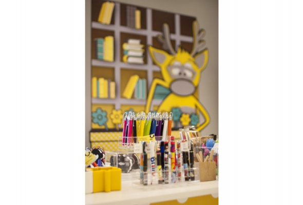 Вмае открылся первый вМоскве магазин канцелярки особенного дизайнерского исполнения, сокращенно КОДИ - Фото №1