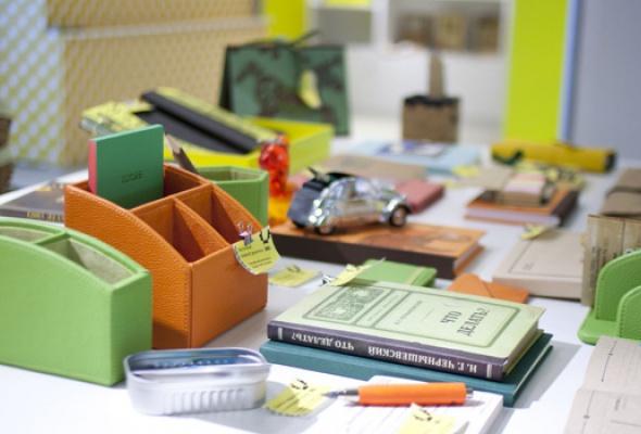 Вмае открылся первый вМоскве магазин канцелярки особенного дизайнерского исполнения, сокращенно КОДИ - Фото №2
