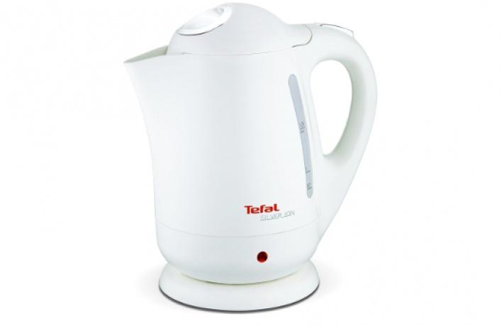 Компания Tefal представляет первый вмире чайник сионами серебра SILVER ION