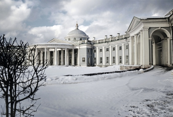 Андреа Палладио. Отражение в архитектуре Москвы - Фото №0