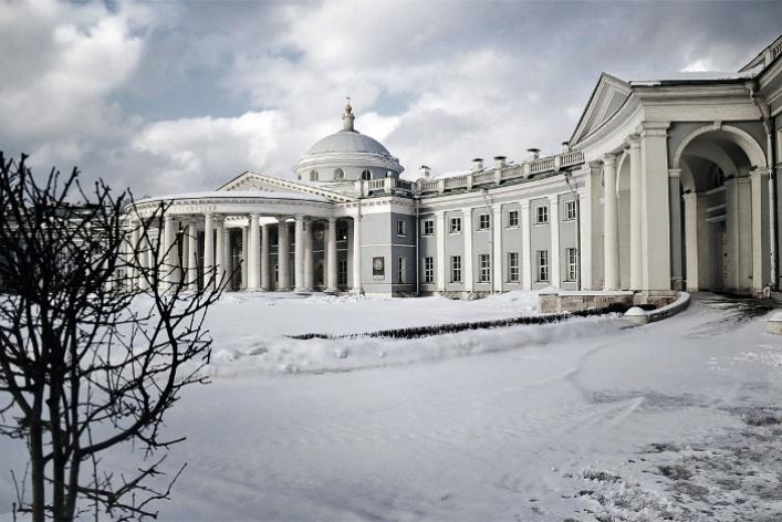 Андреа Палладио. Отражение в архитектуре Москвы