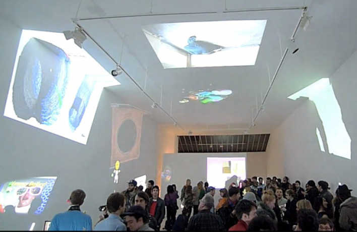 Втворческом пространстве «Невский, 8» пройдет фестиваль «Принеси свой проектор»