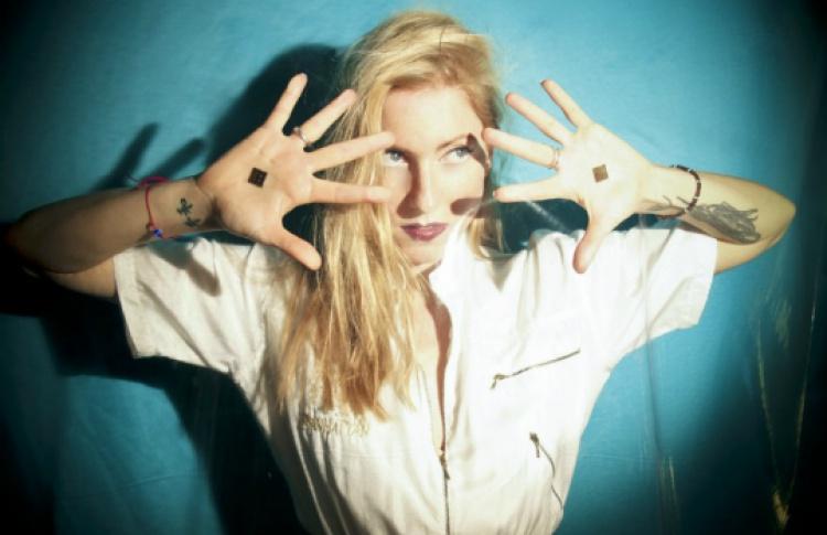 «BPitch Control»: DJs Элен Алиен, Кики, Томас Муллер
