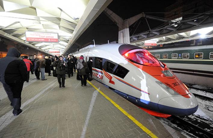 ВМоскве появятся новые железнодорожные вокзалы