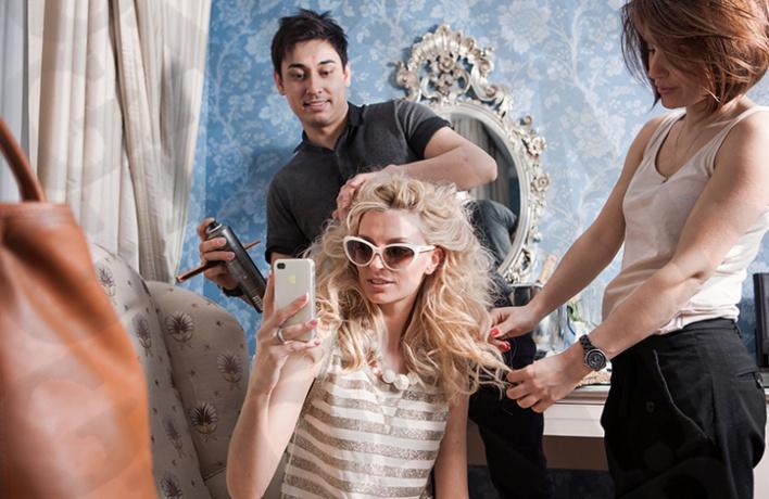 Камерная парикмахерская Mini Room вГостином Дворе