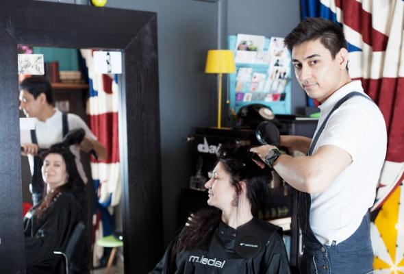 Камерная парикмахерская Mini Room вГостином Дворе - Фото №1
