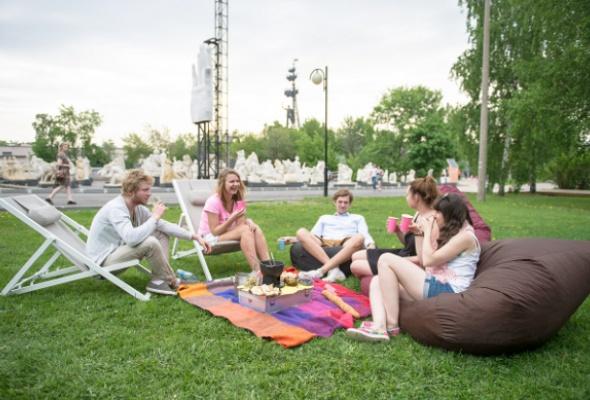 Отдых под открытым небом: 11лучших мест вМоскве - Фото №0