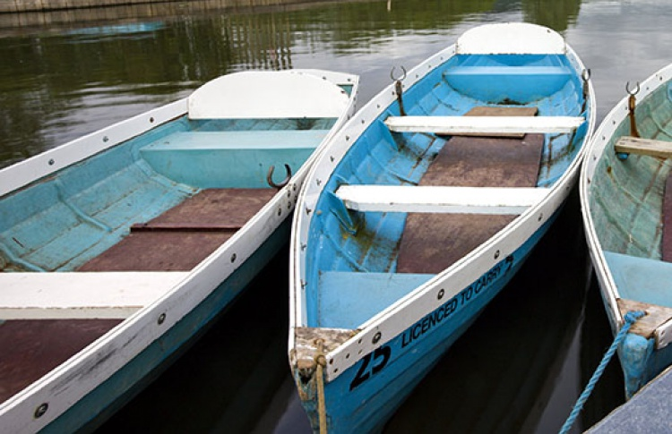 Вгородских парках появится прокат лодок иудочек