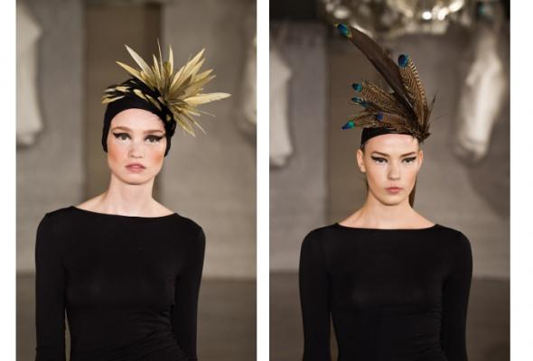 Konstantin Gayday создал коллекцию шляпок для скачек - Фото №1