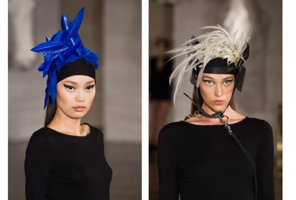 Konstantin Gayday создал коллекцию шляпок для скачек - Фото №3