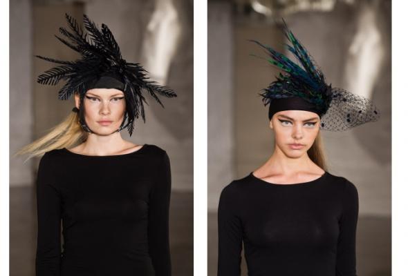 Konstantin Gayday создал коллекцию шляпок для скачек - Фото №4