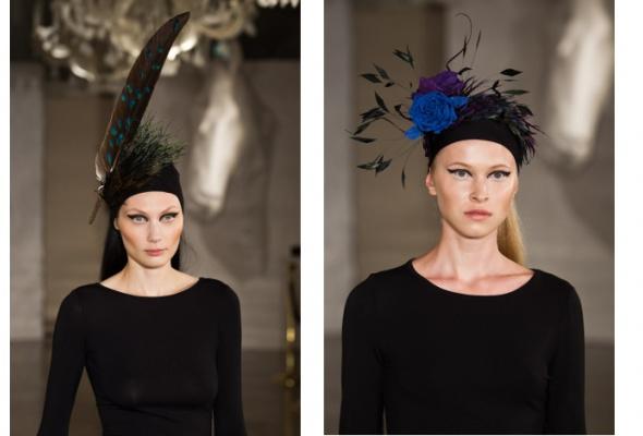 Konstantin Gayday создал коллекцию шляпок для скачек - Фото №5