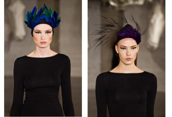 Konstantin Gayday создал коллекцию шляпок для скачек - Фото №6