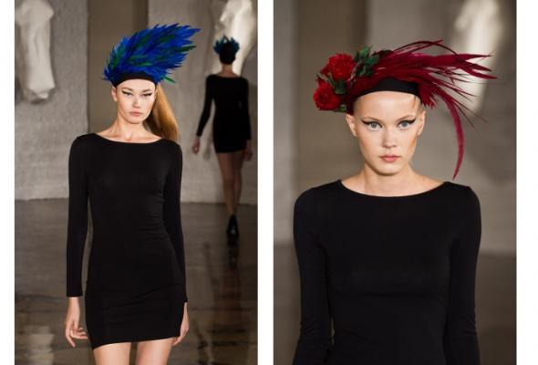 Konstantin Gayday создал коллекцию шляпок для скачек - Фото №7