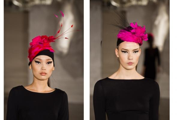 Konstantin Gayday создал коллекцию шляпок для скачек - Фото №8