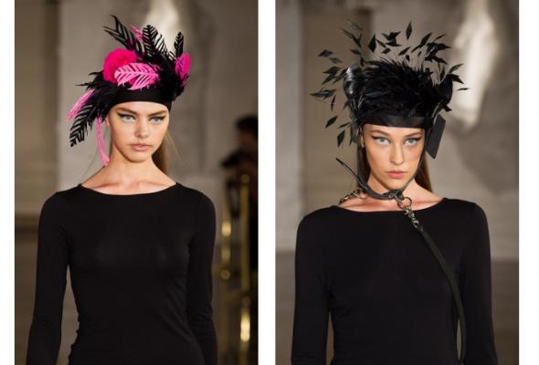 Konstantin Gayday создал коллекцию шляпок для скачек - Фото №9