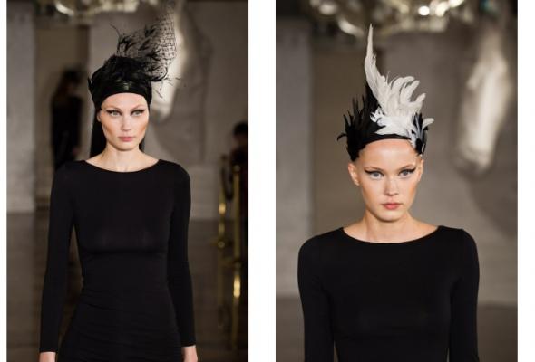 Konstantin Gayday создал коллекцию шляпок для скачек - Фото №10