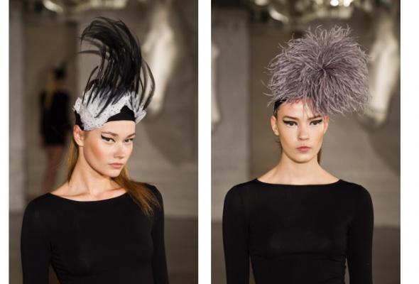 Konstantin Gayday создал коллекцию шляпок для скачек - Фото №11