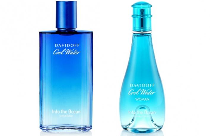 Лимитированные ароматы Cool Water отDavidoff