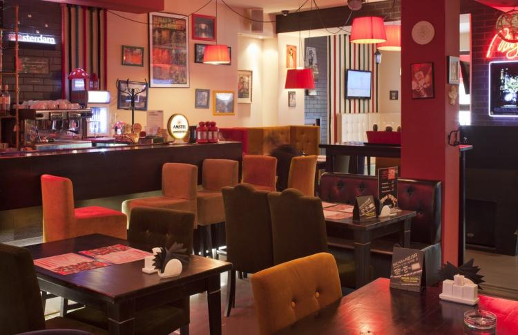 Amsterdam-cafe