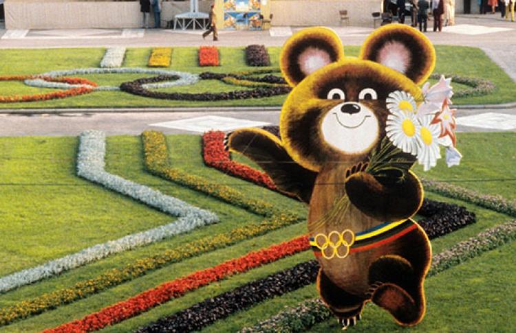 Город украсят медвежатами