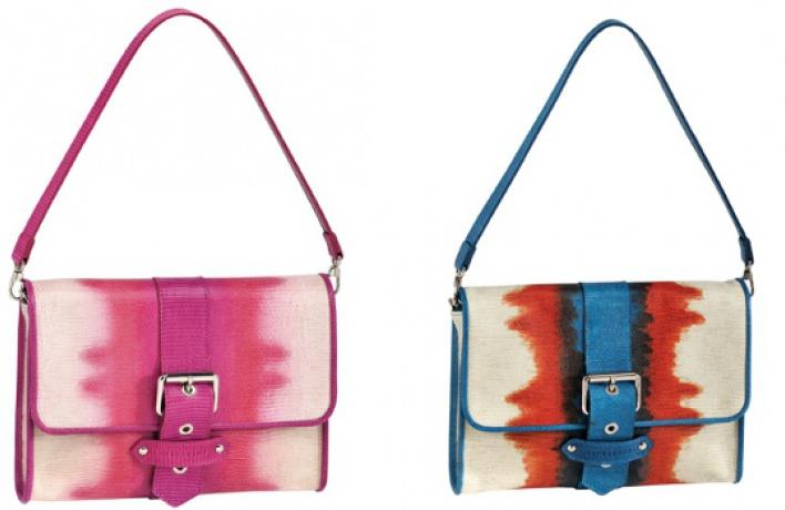 Кейт Мосс создала сумки для Longchamp