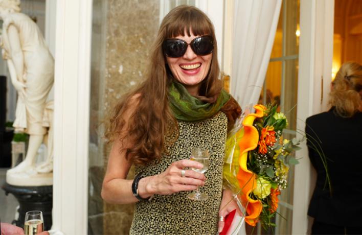 Премию «Нацбест»-2013 получила писательница Фигль-Мигль