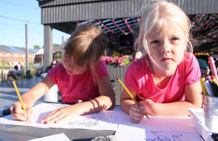 День бесполезных знаний в Новой Голландии