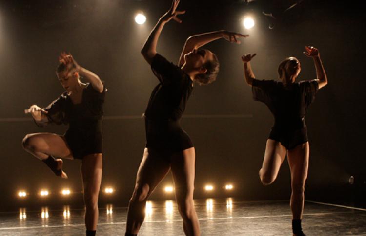 Batsheva Dance Company проведет несколько мастер-классов вЦентре современного танца ByeBye Ballet