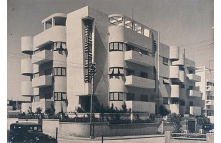 """Белый город. Архитектура """"Баухауса"""" в Тель-Авиве"""