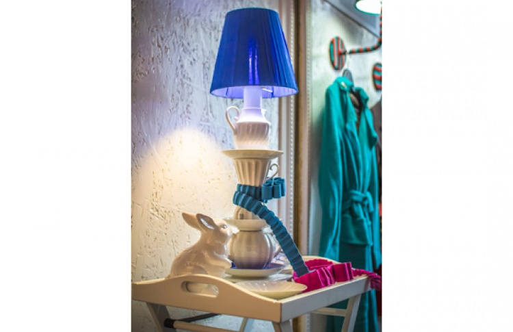 Хочу такую лампу!