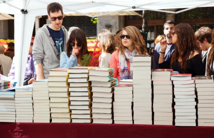 Международный книжный фестиваль: лучшее