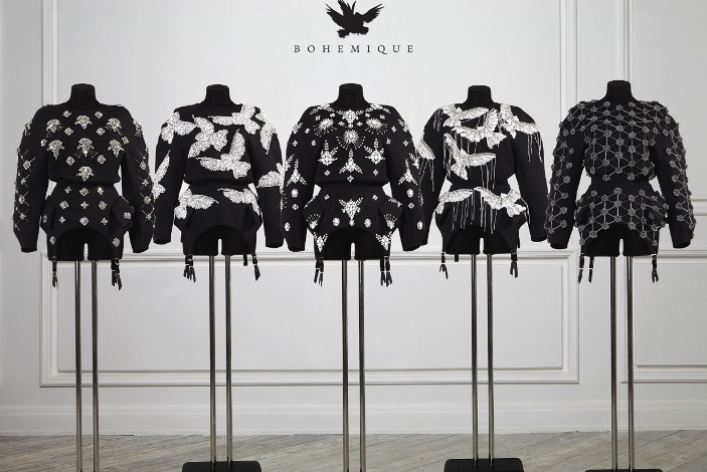 Bohemique выпустили коллекцию свитшотов